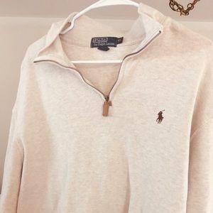 White Ralph Lauren shirt